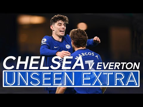 Tuchel's Men Go 11 Matches Unbeaten With Comfortable Victory Against Everton! | Unseen Extra